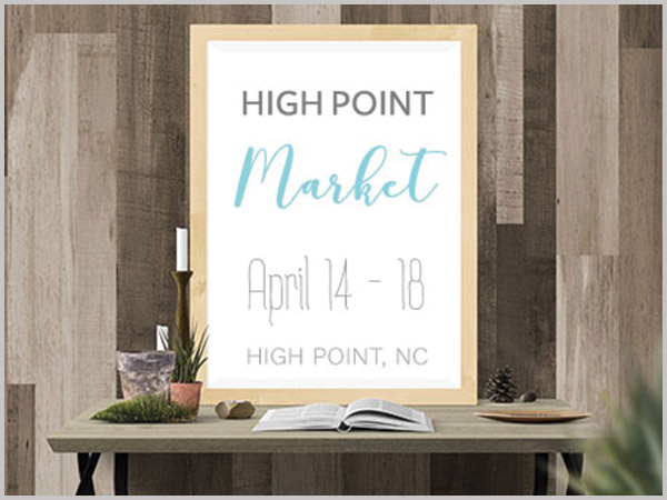 Tami at High Point Market