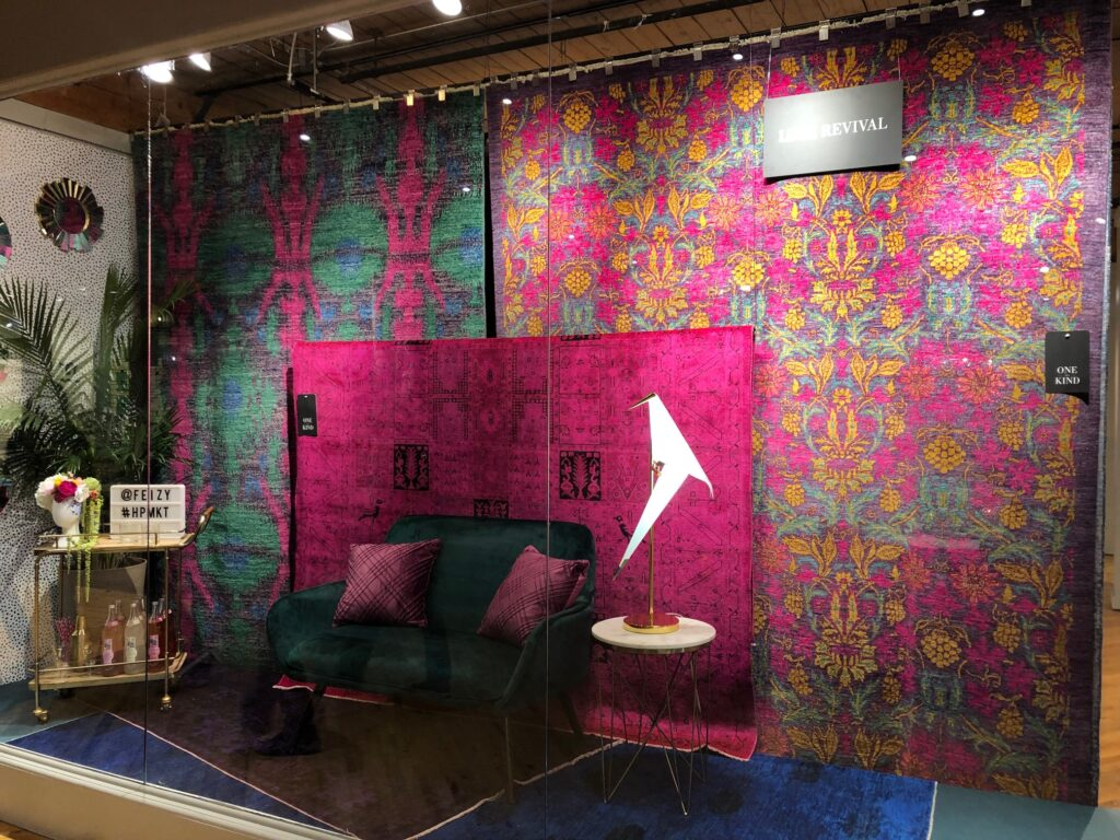 Feizy Rugs Display